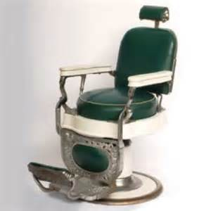 antique theo a kochs barber chair tattoo 1920s ebay