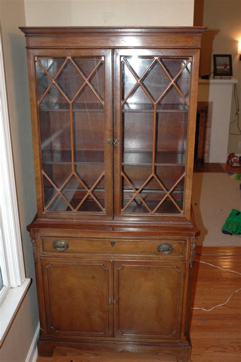 antique china hutch value late 1800 s antique china cabinet with patent st my