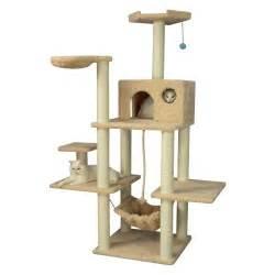 walmart cat house aeromark a6901 armarkat classic cat tree 48 x 69 x 22