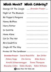 free quiz sheets