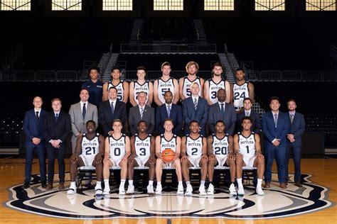 mens basketball roster butler bulldogs