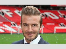 Exclusive Man United icon David Beckham close to owning a