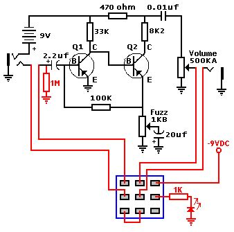 Fuzz Wiring 3pdt by Fuzz Central Faqs