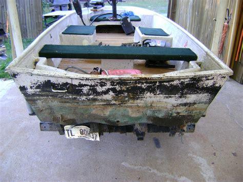 Electric Boat Repair by Small Boat Repairs Fiberglass Atlanta