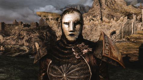 wass silver mannequin mask  dark souls  nexus mods
