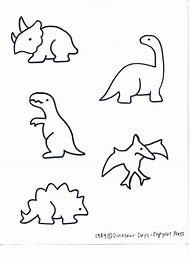 Best Dinosaur Template