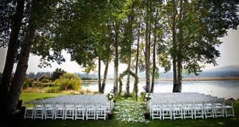 oregon wedding oregon wedding venues oregon outdoor wedding reception black butte ranch