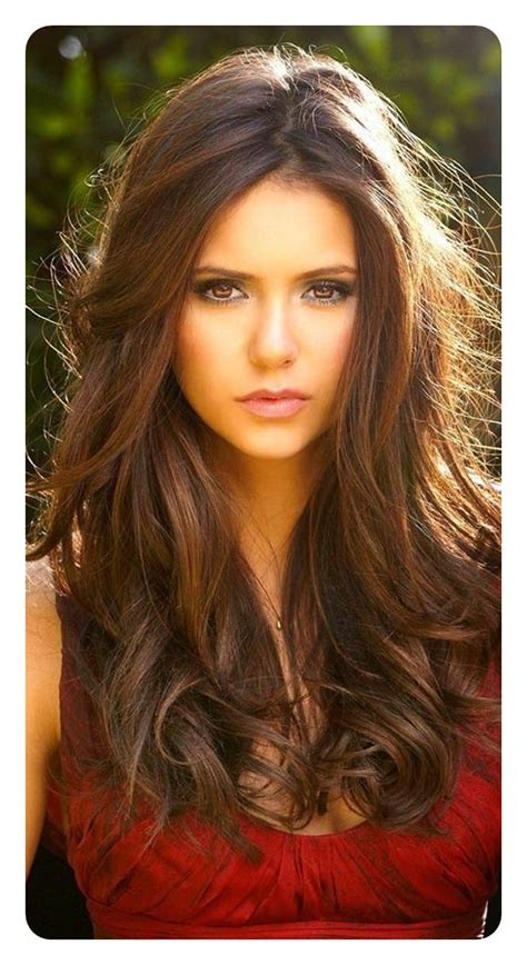 Rich Chestnut Brown Hair by 69 Beautiful Chestnut Hairstyles To Make Your Look Pop
