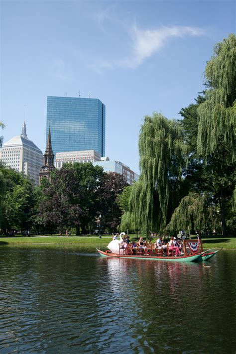 Swan Boats Fenway Park by What Really Happened In Boston