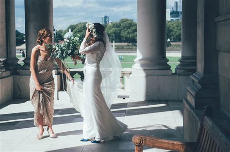 A Vintage Glam Inspired London Wedding
