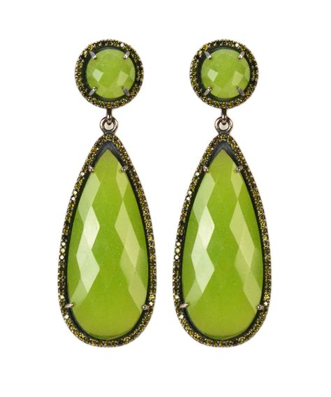 Lime Green Drop Earrings — Susan Hanover Designs. Rose Bangle Bracelet. Eternity Engagement Band. Cross Charm Bracelet. Harley Wedding Rings. Fancy Chains. Vancaro Rings. Murano Glass Beads. Crucifix Pendant