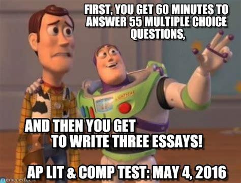 Ap Lit Memes - ap literature and composition test may 4 2016 aplit pinterest composition meme and