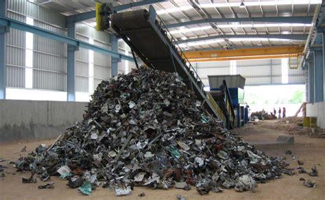 Metal Shredder Manufacturer For Recycling, Remelting, Size