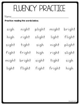 igh worksheets by 180 days of reading teachers pay teachers