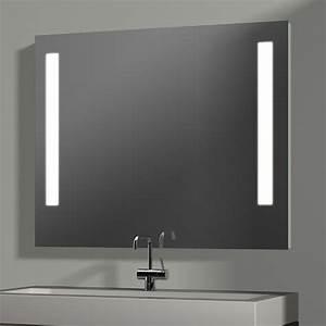 Spiegel Mit Integrierter Beleuchtung : treos serie 604 spiegel mit integrierter beleuchtung 100x80cm ~ Markanthonyermac.com Haus und Dekorationen