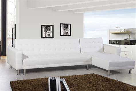 canape angle blanc blanc canapés d 39 angle salon salle à manger