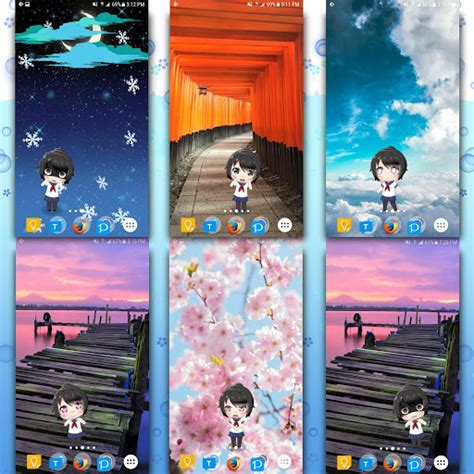 Lively Anime Live2d Wallpaper - lively anime live wallpaper for pc windows and mac