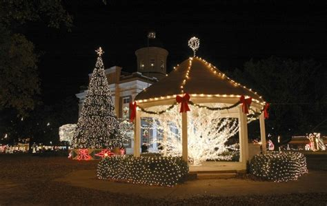 canton ms christmas trees pinterest