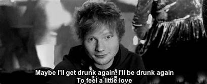 Drunk Sheeran Ed Giphy Sheerio