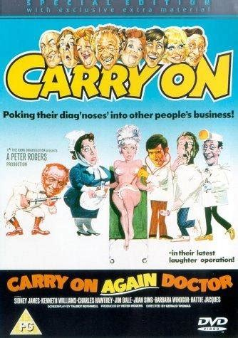 Carry On Again Doctor *** (1969, Kenneth Williams, Sidney ...