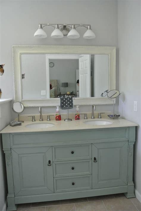 Dual Sink Bathroom by Blue Dual Sink Vanity Master Bathroom Bathrooms