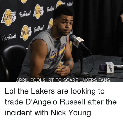 D Angelo Russell Memes - funny nick young memes of 2016 on sizzle confused nick young