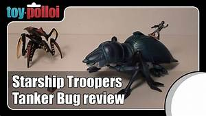 Toy Review - Starship Troopers Tanker Bug by Galoob 1996 ...