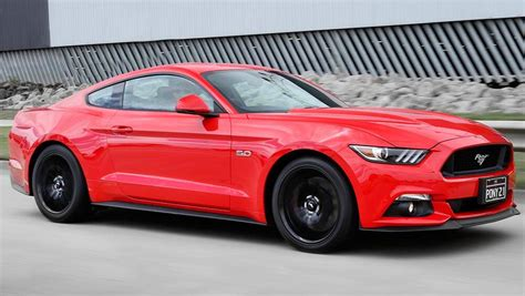 Ford Mustang Joins Hertz Rental Fleet In Australia