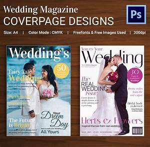 free wedding magazines gallery wedding dress decoration With free magazine cover templates downloads
