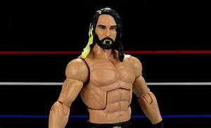 WWE Seth Rollins figure review Seth Cashes In exclusive