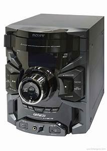 Sony Mhc-gtr888 - Manual - Mini Hifi System