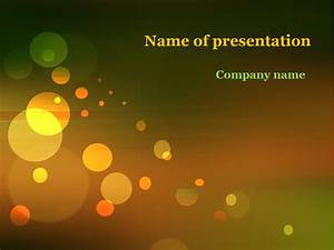 Microsoft Powerpoint Themes 2010 Download Free Autumn Powerpoint Template For Presentation