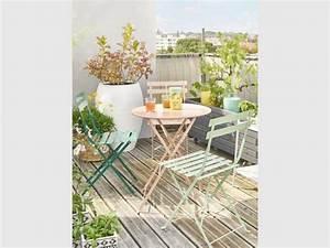 Des Couleurs Pastel : mobilier de jardin osez la couleur ~ Voncanada.com Idées de Décoration