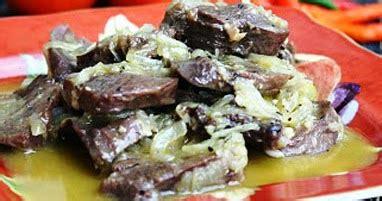 resep masakan lidah sapi