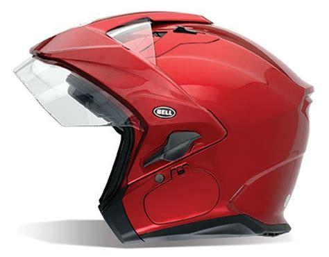 Bell Mag-9 Helmet Sena Open Face Motorcycle Street Dot