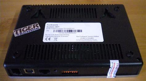 foto de Deutsche Telekom Funkwerk Eumex 401 Analoge USB u