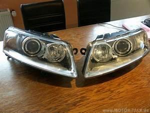 Audi A 6 Gebraucht : original audi a6 4f c6 bi xenon scheinwerfer mit ~ Jslefanu.com Haus und Dekorationen