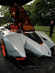 Lamborghini Egoista Speed
