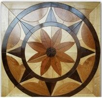 Flooring Medallions   Customize Your Flooring Ferma Flooring