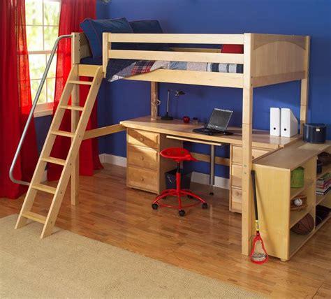 boys loft bed with desk 24 cute kids loft beds with desk underneath maxtrix kids