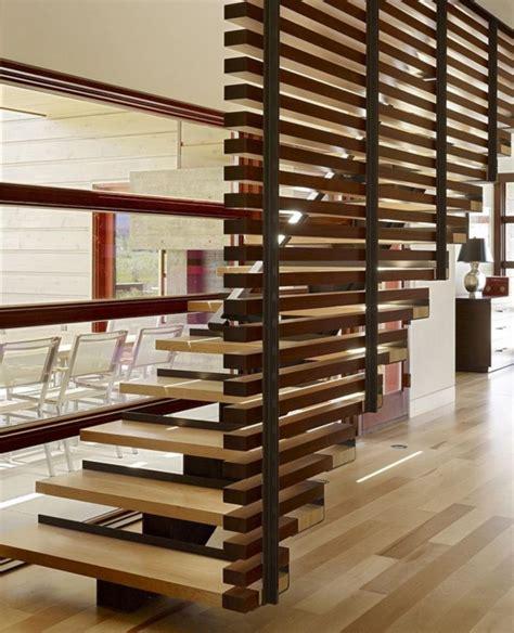 design moderne escalier int 233 rieur res et garde corps