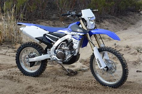 Modification Yamaha Wr250 R by 2015 Yamaha Wr250f Ride Review