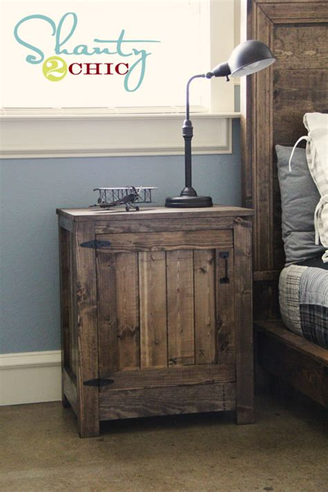 Nightstand Plans Free by Kentwood Nightstands Or End Tables White