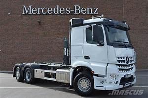 Mercedes Benz Arocs : used mercedes benz arocs 2853 l startklar tow trucks ~ Jslefanu.com Haus und Dekorationen