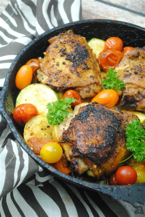 iron skillet meals best chicken cast iron pan recipes 4 is perfect if you don t have time to marinade your