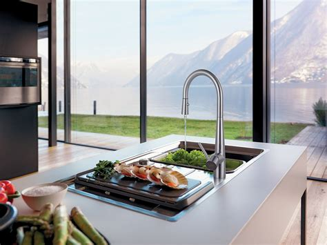 new sinks kitchen new sinks and faucets franke kitchen systems 1087