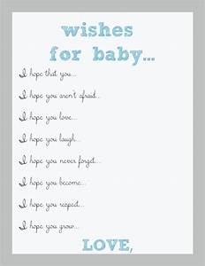 quotlittle manquot baby shower pitter patter With wishes for baby printable template