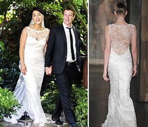 Zuckerberg Bride's Wedding Dress Cost US$4,700 - The ...