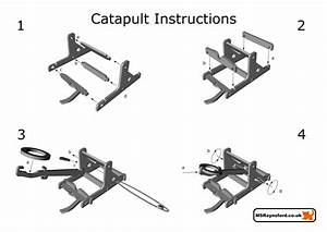 New Catapult Instructions