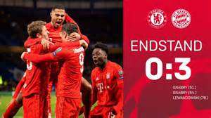 DOWNLOAD VIDEO: Chelsea vs Bayern Munich 0-3 – Highlights ...